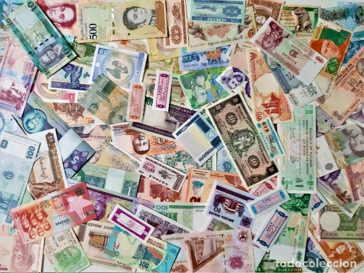 Lotes de Billetes: GRAN LOTE 150 BILLETES DEL MUNDO CALIDAD UNC TODOS DIFERENTES - Foto 8 - 220869740