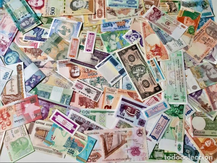 Lotes de Billetes: GRAN LOTE 150 BILLETES DEL MUNDO CALIDAD UNC TODOS DIFERENTES - Foto 9 - 220869740