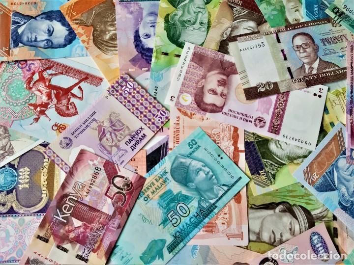 Lotes de Billetes: GRAN LOTE 150 BILLETES DEL MUNDO CALIDAD UNC TODOS DIFERENTES - Foto 11 - 220869740