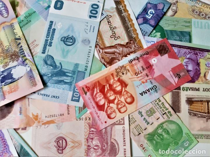 Lotes de Billetes: GRAN LOTE 150 BILLETES DEL MUNDO CALIDAD UNC TODOS DIFERENTES - Foto 12 - 220869740