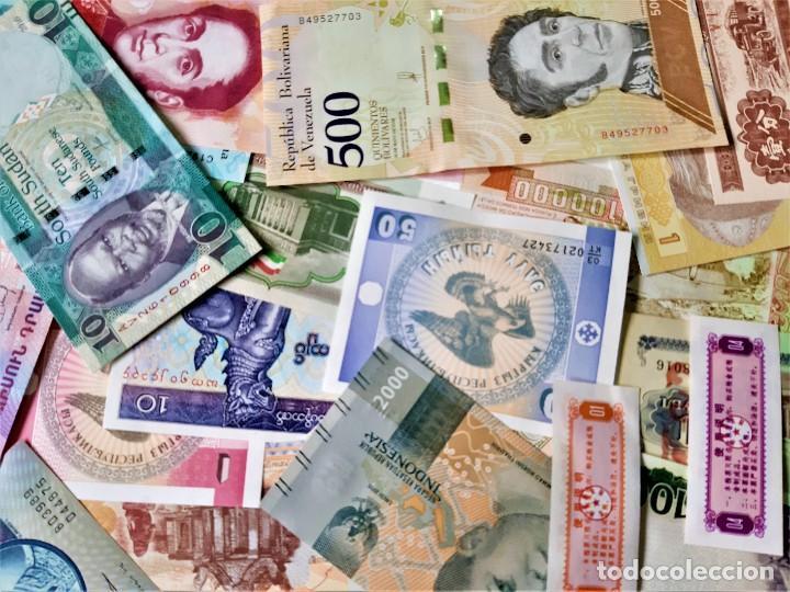 Lotes de Billetes: GRAN LOTE 150 BILLETES DEL MUNDO CALIDAD UNC TODOS DIFERENTES - Foto 13 - 220869740