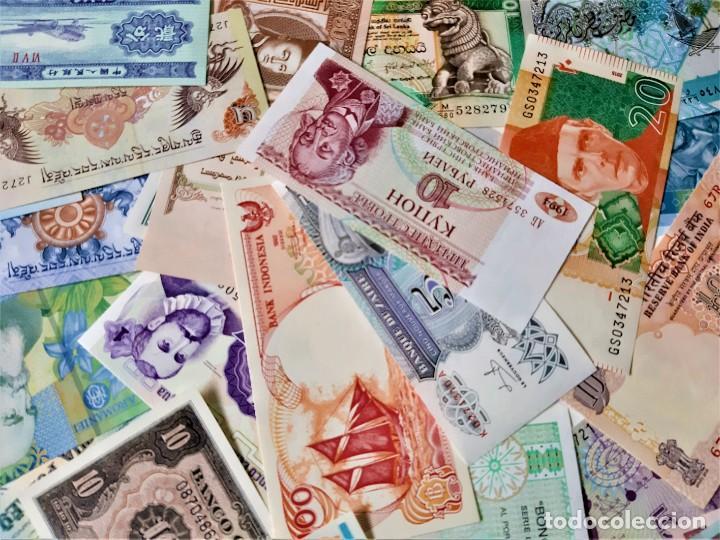 Lotes de Billetes: GRAN LOTE 150 BILLETES DEL MUNDO CALIDAD UNC TODOS DIFERENTES - Foto 14 - 220869740