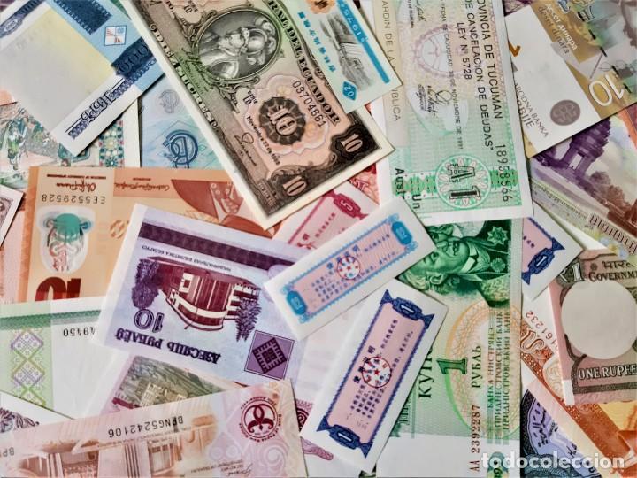 Lotes de Billetes: GRAN LOTE 150 BILLETES DEL MUNDO CALIDAD UNC TODOS DIFERENTES - Foto 15 - 220869740