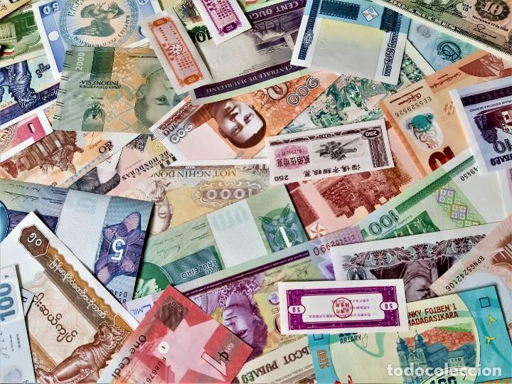 Lotes de Billetes: GRAN LOTE 150 BILLETES DEL MUNDO CALIDAD UNC TODOS DIFERENTES - Foto 16 - 220869740