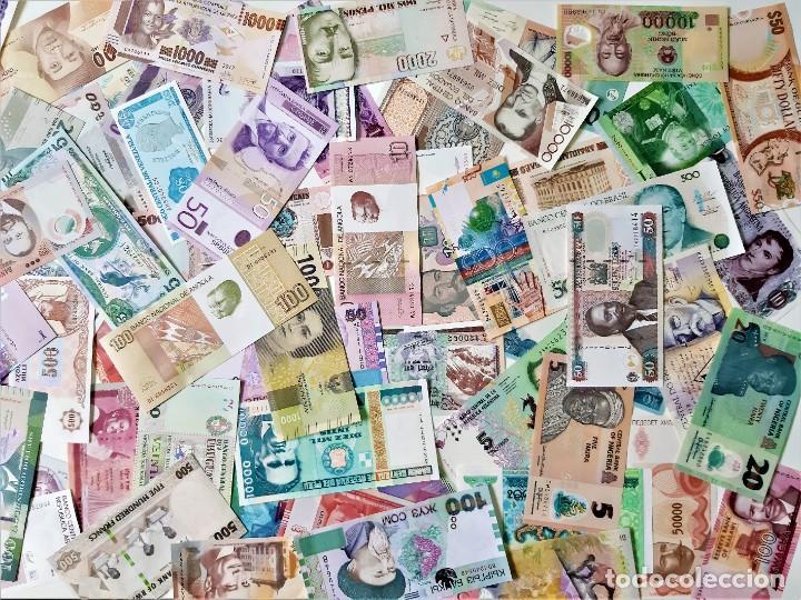 Lotes de Billetes: GRAN LOTE 150 BILLETES DEL MUNDO CALIDAD UNC TODOS DIFERENTES - Foto 17 - 220869740
