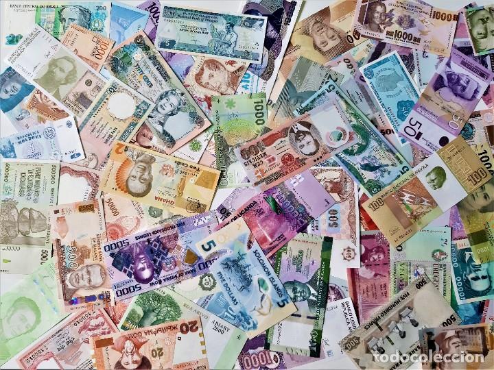 Lotes de Billetes: GRAN LOTE 150 BILLETES DEL MUNDO CALIDAD UNC TODOS DIFERENTES - Foto 18 - 220869740
