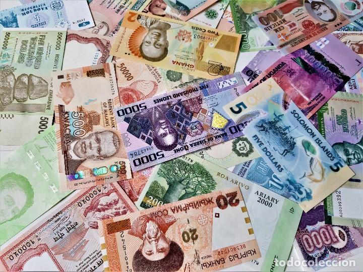 Lotes de Billetes: GRAN LOTE 150 BILLETES DEL MUNDO CALIDAD UNC TODOS DIFERENTES - Foto 19 - 220869740