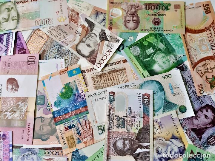 Lotes de Billetes: GRAN LOTE 150 BILLETES DEL MUNDO CALIDAD UNC TODOS DIFERENTES - Foto 4 - 220869740