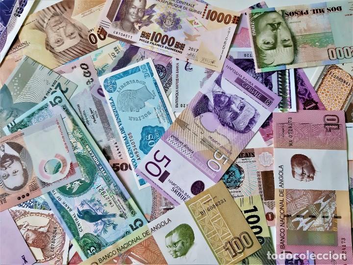 Lotes de Billetes: GRAN LOTE 150 BILLETES DEL MUNDO CALIDAD UNC TODOS DIFERENTES - Foto 5 - 220869740