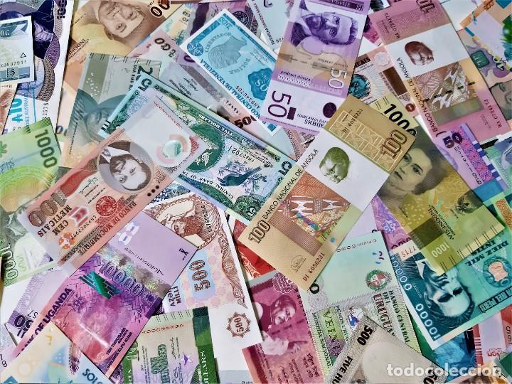 Lotes de Billetes: GRAN LOTE 150 BILLETES DEL MUNDO CALIDAD UNC TODOS DIFERENTES - Foto 7 - 220869740