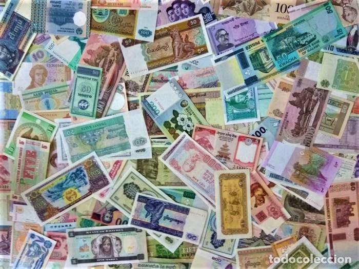 Lotes de Billetes: LOTE 125 BILLETES DEL MUNDO GENUINOS Y ORIGINALES DE CALIDAD UNC TODOS DIFERENTES - Foto 13 - 233808295