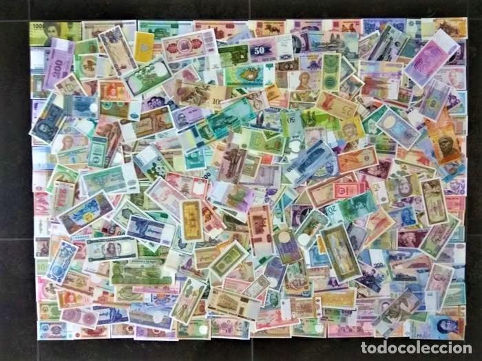 Lotes de Billetes: LOTE 125 BILLETES DEL MUNDO GENUINOS Y ORIGINALES DE CALIDAD UNC TODOS DIFERENTES - Foto 11 - 233808295