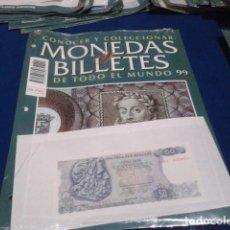 Lotti di Banconote: FASCICULO Nº 99 ( GRECIA ) MONEDAS Y BILLETES DE TODO EL MUNDO PLANETA DE AGOSTINI. Lote 199108465