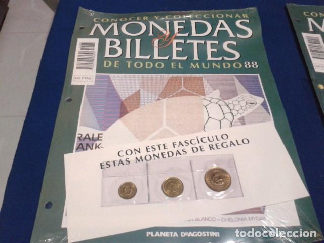 FASCICULO Nº 88 ( BULGARIA - STOTINKI ) MONEDAS Y BILLETES DE TODO EL MUNDO PLANETA DE AGOSTINI (Numismática - Notafilia - Series y Lotes)