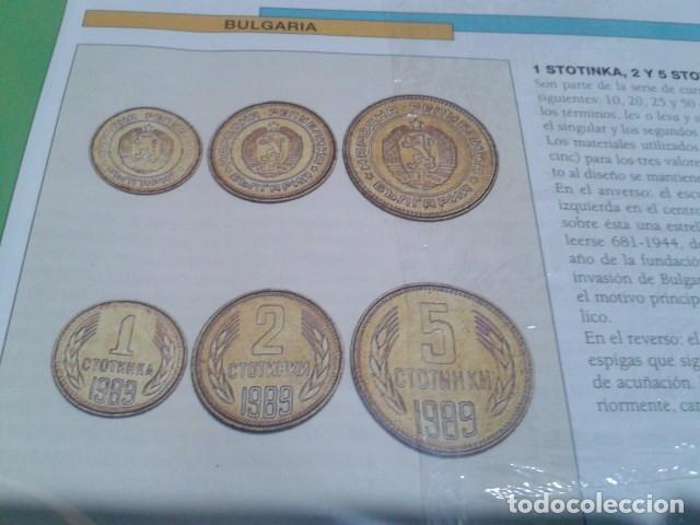 Lotes de Billetes: FASCICULO Nº 88 ( BULGARIA - STOTINKI ) MONEDAS Y BILLETES DE TODO EL MUNDO PLANETA DE AGOSTINI - Foto 4 - 185702785