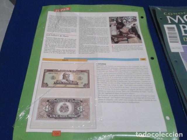 Lotes de Billetes: FASCICULO Nº 87 ( HAITI - 1 GOURDE ) MONEDAS Y BILLETES DE TODO EL MUNDO PLANETA DE AGOSTINI - Foto 2 - 185702906