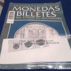 Lotes de Billetes: FASCICULO Nº 86 ( TURQUIA - LIRAS ) MONEDAS Y BILLETES DE TODO EL MUNDO PLANETA DE AGOSTINI. Lote 185703031