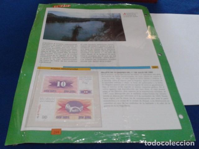 Lotes de Billetes: FASCICULO Nº 79 ( BOSNIA - HERZEGOVINA ) MONEDAS Y BILLETES DE TODO EL MUNDO PLANETA DE AGOSTINI - Foto 2 - 193943790