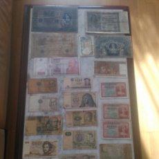 Lotes de Billetes: LOTE DE BILLETES DE DIFERENTES PAISES.. Lote 194934822