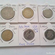 Lotes de Billetes: LOTE MONEDAS . Lote 197703222
