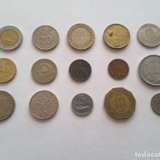 Lotes de Billetes: LOTE MONEDAS MUNDIALES. Lote 197889108
