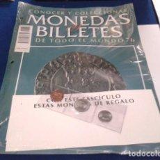 Lotes de Billetes: FASCICULO Nº 76 ( CANADÁ ) MONEDAS Y BILLETES DE TODO EL MUNDO PLANETA DE AGOSTINI. Lote 199107767
