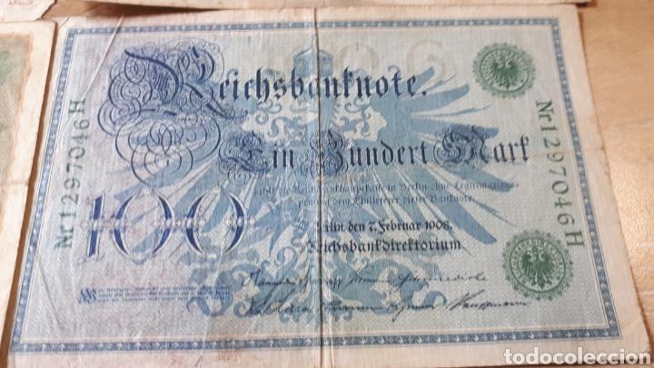 Lotes de Billetes: BILLETES ALEMANES USADOS ALGUNO 1908 Y 1910 - Foto 5 - 199818730