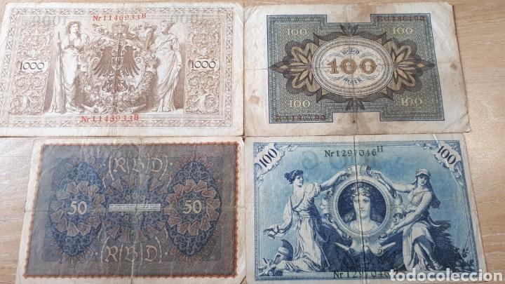 Lotes de Billetes: BILLETES ALEMANES USADOS ALGUNO 1908 Y 1910 - Foto 6 - 199818730