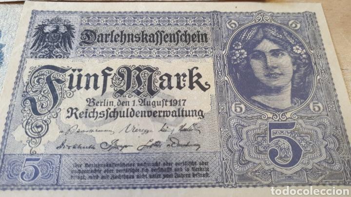 Lotes de Billetes: 3 BILLETES DE ALEMANIA USADOS ENTRE 1910 Y 1917 VER ESTADO EN FOTOGRAFIAS - Foto 4 - 199819781