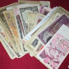 Lotes de Billetes: LOTE DE 50 BILLETES ORIGINALES. Lote 202326937