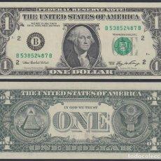 Lots de Billets: ESTADOS UNIDOS 1 DOLARES 2006 BILLETE BANKNOTE SIN CIRCULAR. Lote 204052222