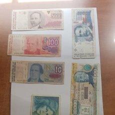 Lotes de Billetes: LOTE DE BILLETES EXTRANJEROS. Lote 204384116