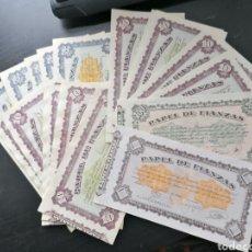 Lotes de Billetes: LOTE 19 BILLETES FIANZAS. Lote 206755995