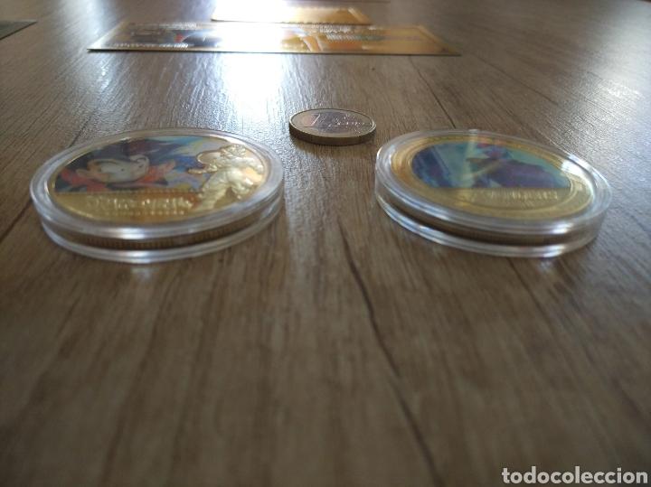 Lotes de Billetes: Lote Colección BILLETES en ORO puro 99,9% 24. con Certificado de Autenticidad - Foto 41 - 207203468
