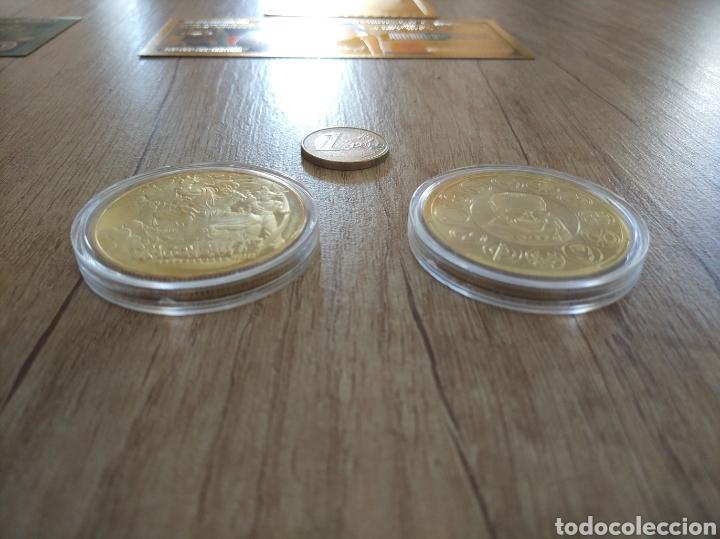Lotes de Billetes: Lote Colección BILLETES en ORO puro 99,9% 24. con Certificado de Autenticidad - Foto 42 - 207203468