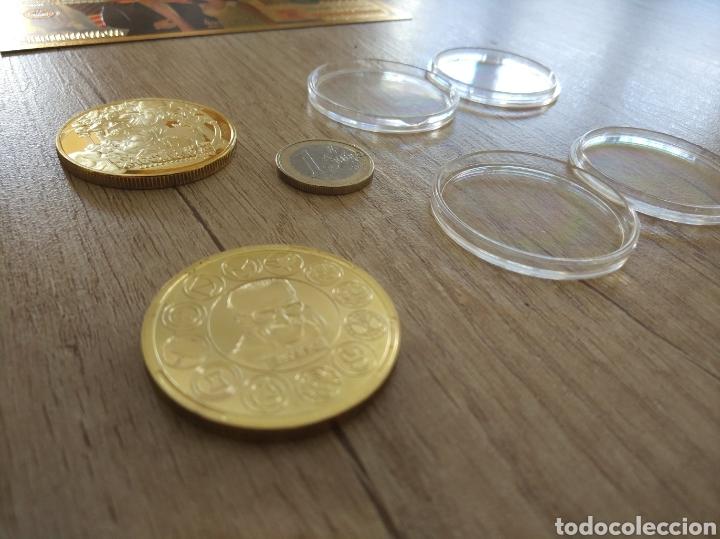 Lotes de Billetes: Lote Colección BILLETES en ORO puro 99,9% 24. con Certificado de Autenticidad - Foto 44 - 207203468