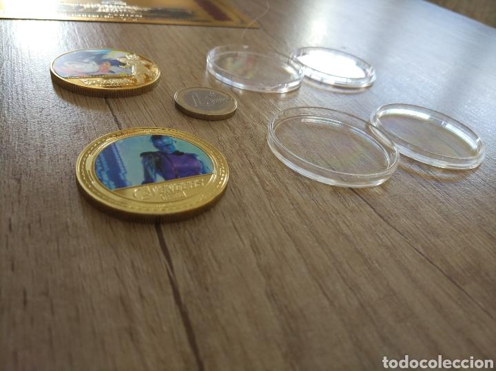 Lotes de Billetes: Lote Colección BILLETES en ORO puro 99,9% 24. con Certificado de Autenticidad - Foto 47 - 207203468
