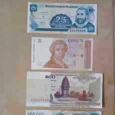 Lotes de Billetes: LOTE BILLETES PLANCHA. Lote 288490438