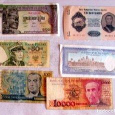 Lotes de Billetes: LOTE DE 6 BILLETES EXTR.-1. Lote 216753881