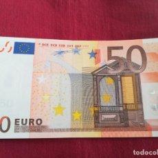 Lotes de Billetes: BILLETE 50 EURO 2002 LETRA V ESPAÑA, FIRMA DUISENBERG. Lote 232849885
