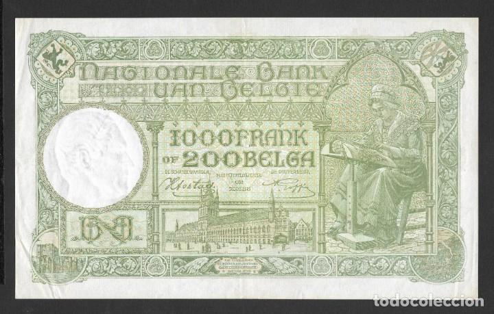 Lotes de Billetes: 6 BILLETES 5-1000 FRANCOS 1000 PESETAS MBC/MBC+ - Foto 7 - 219095703