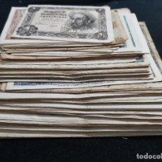 Lotes de Billetes: SUPERLOTE 229 BILLETES ESPAÑOLES CLÁSICOS,ALFONSO XIII ,REPUBLICA,GUERRA CIVIL,FRANCO.. Lote 224079976
