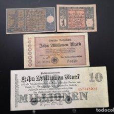 Lotes de Billetes: LOTE COLECCIÓN NOTGELD ALEMANIA BERLÍN UNC. Lote 226247090