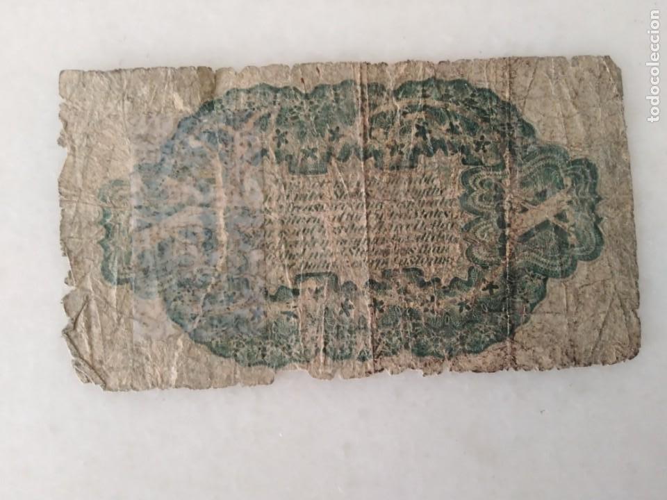 Lotes de Billetes: BILLETE USA CONFEDERADOS 1863 WASHINTONG - Foto 4 - 228137787