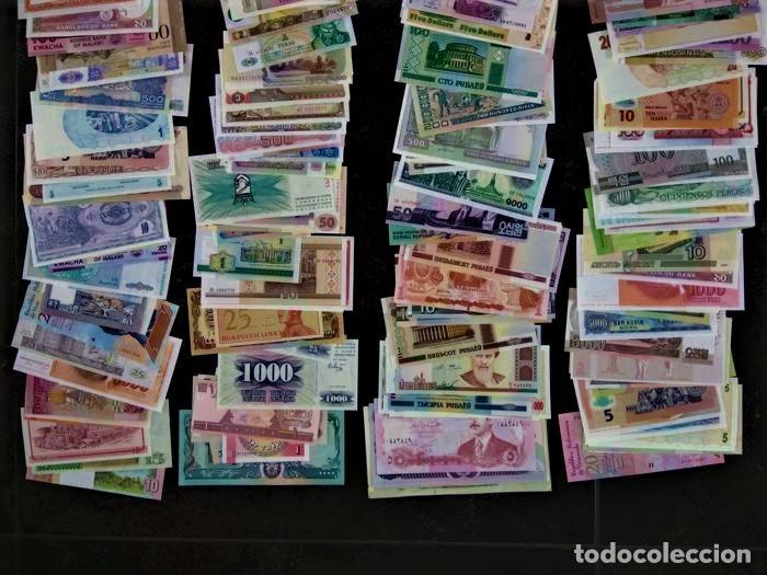Lotes de Billetes: LOTE 125 BILLETES DEL MUNDO GENUINOS Y ORIGINALES DE CALIDAD UNC TODOS DIFERENTES - Foto 14 - 233808295
