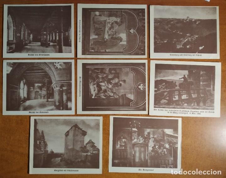 Lotes de Billetes: ALEMANIA. 16 BILLETES NOTGELD STADT BURG AD WUPPER (SERIE COMPLETA). SIN CIRCULAR!!! - Foto 2 - 236036950