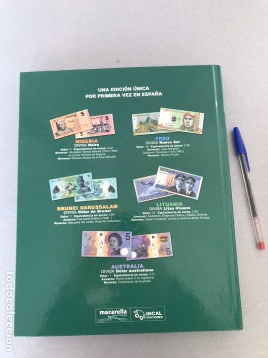 Lotes de Billetes: Todos los Billetes del Mundo. COMPLETO Incal Ediciones. - Foto 2 - 238708350