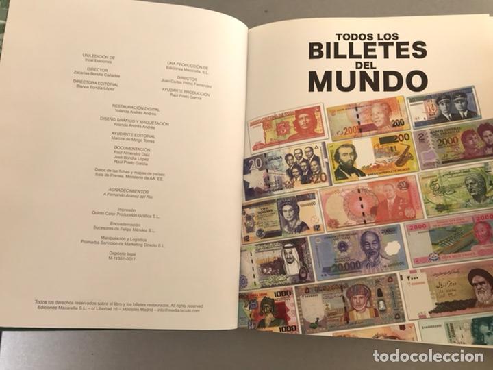 Lotes de Billetes: Todos los Billetes del Mundo. COMPLETO Incal Ediciones. - Foto 5 - 238708350