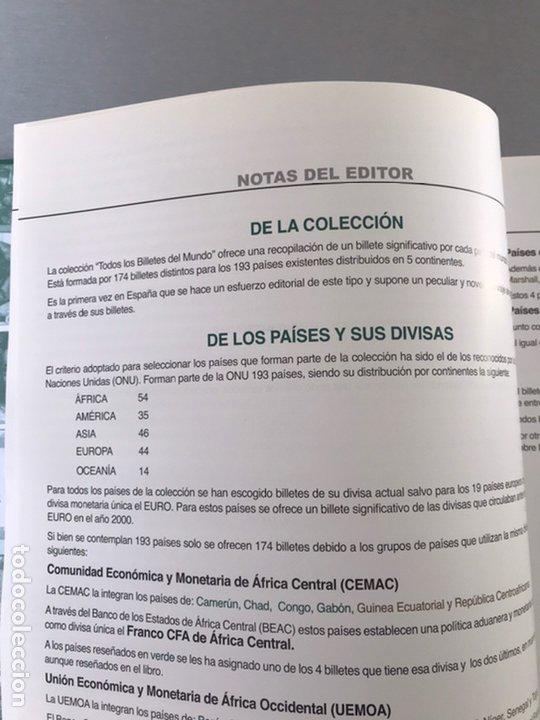 Lotes de Billetes: Todos los Billetes del Mundo. COMPLETO Incal Ediciones. - Foto 7 - 238708350