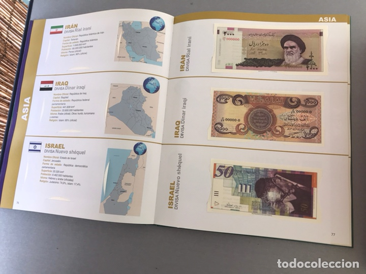 Lotes de Billetes: Todos los Billetes del Mundo. COMPLETO Incal Ediciones. - Foto 13 - 238708350